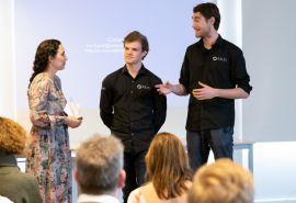 SHARE MEETS Young Sustainable: van Hyperloop tot Solar Boat