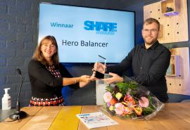 Hero Balancer winnaar SHARE Award 2020!
