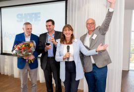 Algae Innovations winnaar SHARE Award 2019