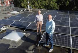 Zonne-energie coöperatie Haarlemmermeer in oprichting